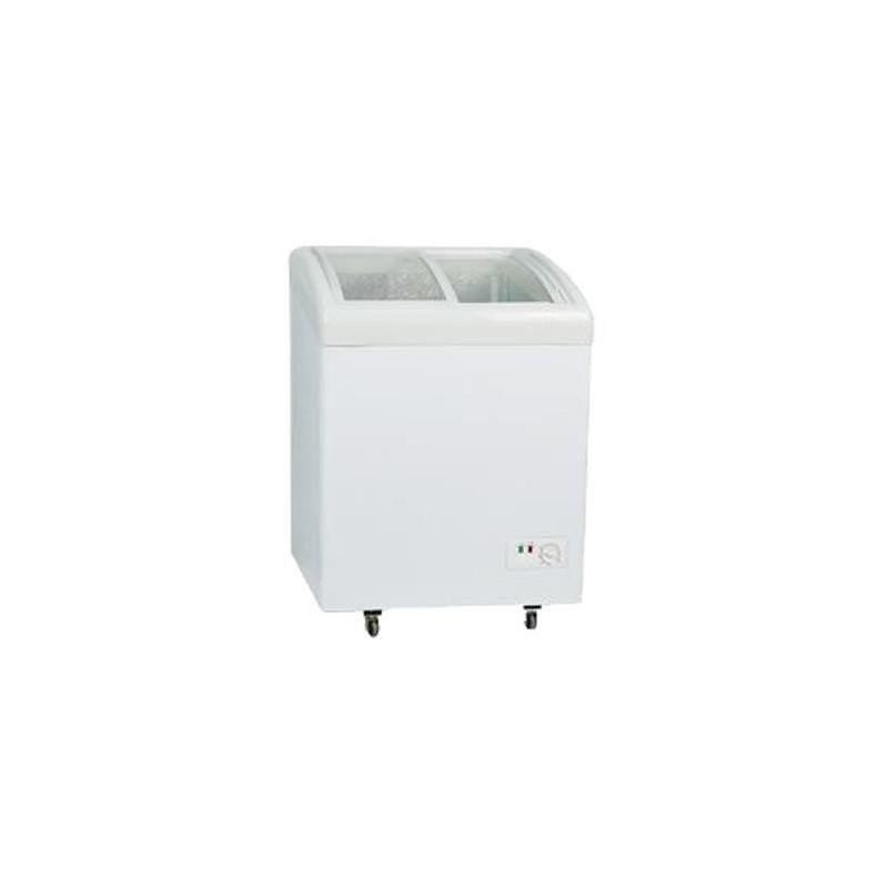 Congelador con puertas curvas corredizas de 10.2'3 Migsa (NC-SD-288Y)