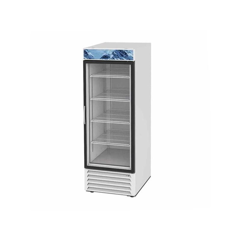 Refrigerador 1 puerta cristal Asber ARM-17