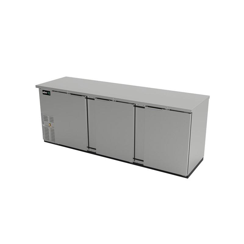 Refrigerador contrabarra Asber (ABBC-94-S-HC)