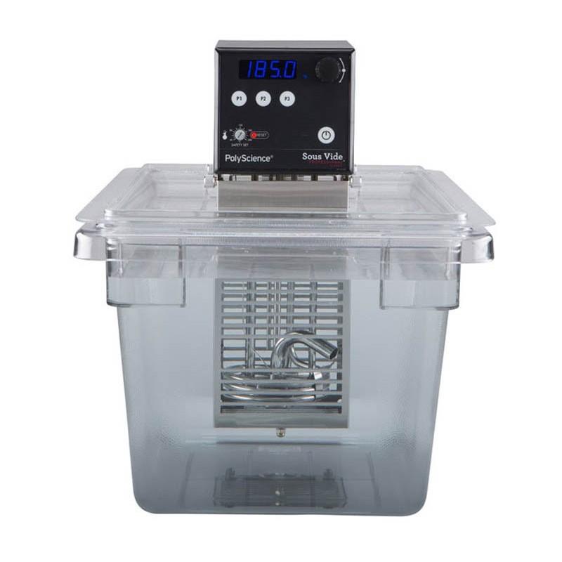 POLYSCIENCE (7306AC1B5) Circulador de Inmersión. Recipiente de hasta 45 litros capacidad