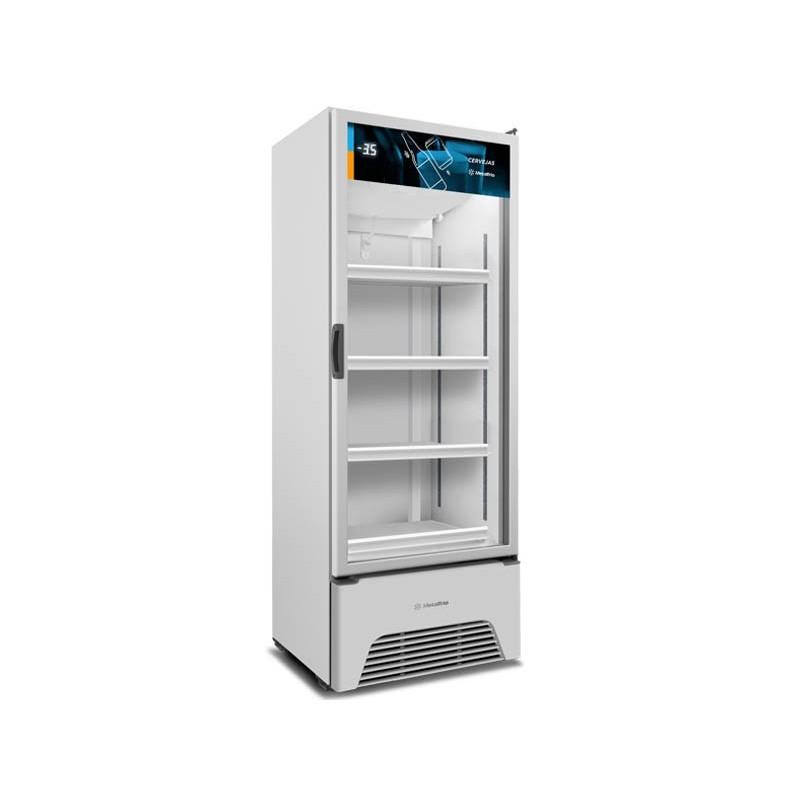 Metalfrio (VN50) Refrigerador vertical para bebidas 20 pies
