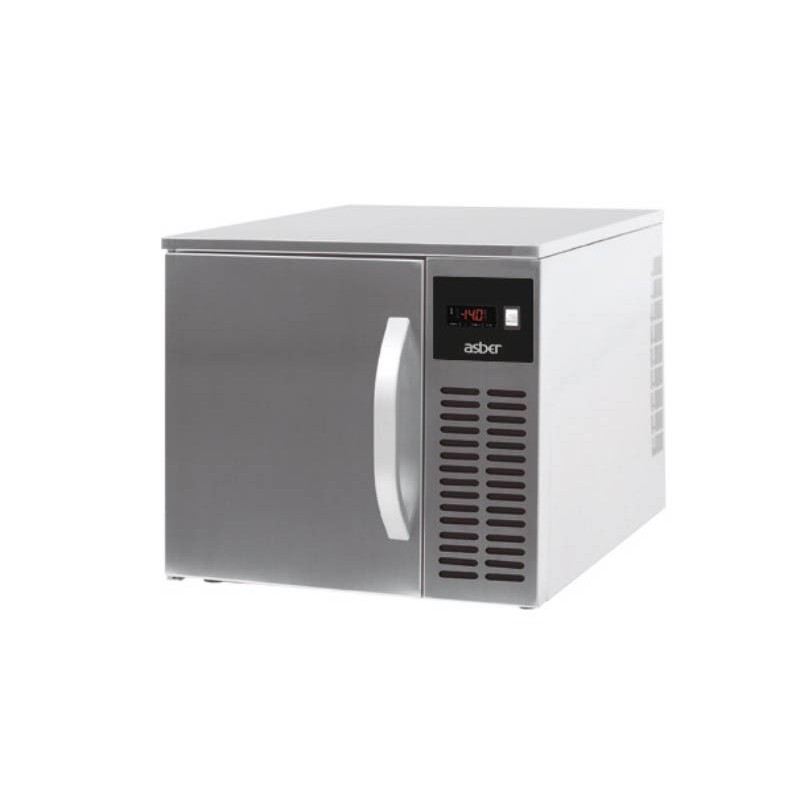 Asber (EBC-03) Abatidor de Temperatura 3 insertos
