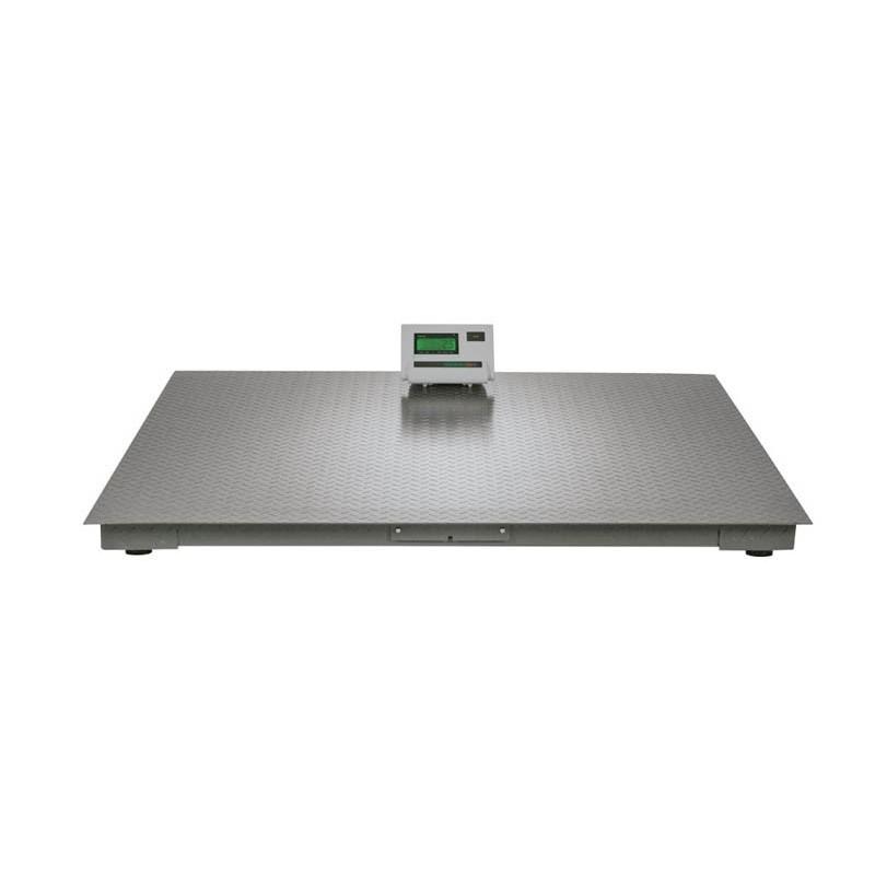 Noval (PLA-TN-1) Báscula de Plataforma 100X100 CM