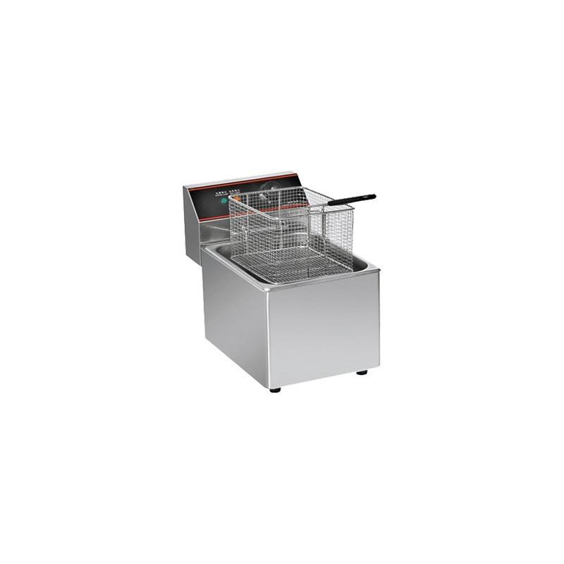 Migsa (GS-CKEF1LTS8) Freidora eléctrica para 8 litros
