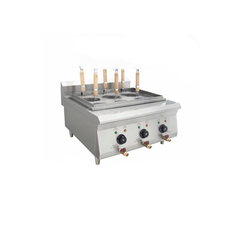 Migsa (FB-BN600-E605) Cocedor de pastas 6 canastillas