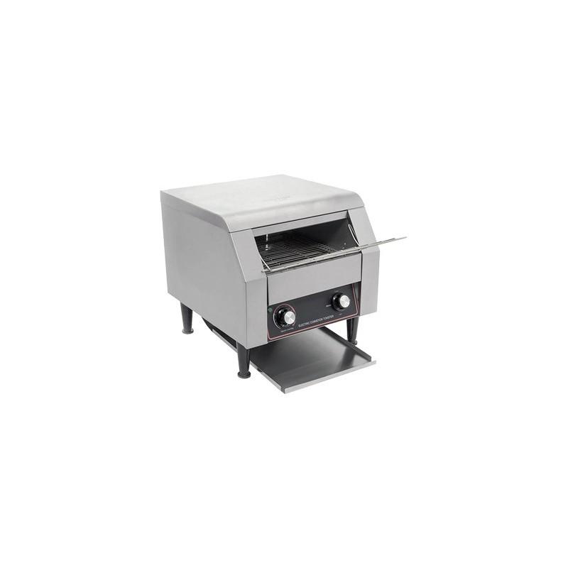 Migsa (GS-EST-A-2) Tostador eléctrico de pan comercial de bandas