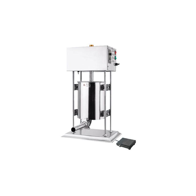 Migsa (NL-ESV-15) Embutidora eléctrica vertical de 15 litros